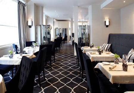 Restaurant Frédéric Simonin, Paris,