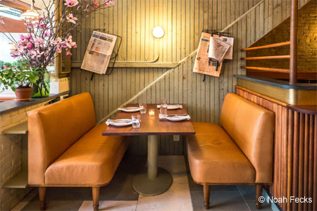 Freud brings a touch of vintage Viennese charm to Greenwich Village