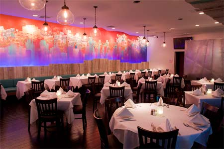 Frida Mexican Cuisine, Los Angeles, CA