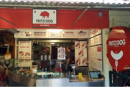 Fritzi Dog, Los Angeles, CA