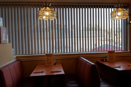 Galaxy Diner, Atlanta, GA
