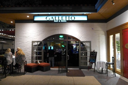 Galletto Bar & Grill, Westlake Village, CA