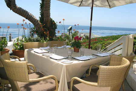 Dining Room at Geoffrey's, Malibu, CA