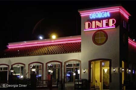 Georgia Diner, Duluth, GA