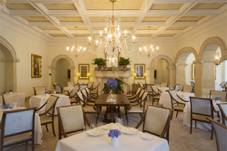 Dining Room at Georgian Room, Sea Island, GA