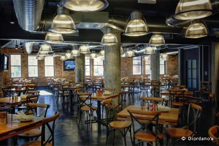 Giordano's Restaurant, Chicago, IL