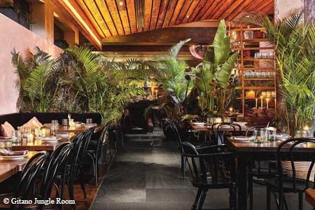 Gitano Jungle Room, New York, NY