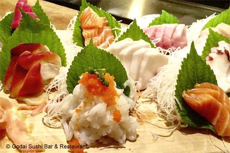 Godai Sushi Bar & Restaurant, San Antonio, TX