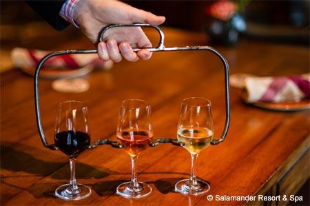 Gold Cup Wine Bar, Middleburg, VA
