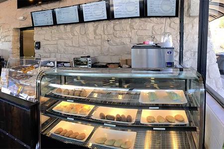 Golden Drops Cafe, Decatur, GA