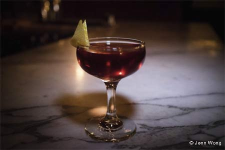 Good Housekeeping in Highland Park serves some of the best craft cocktails in LA