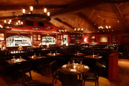 Dining Room at Goose & Gander, St. Helena, CA