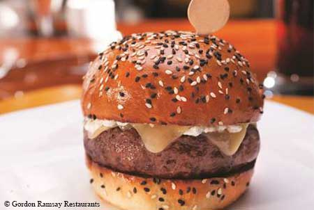 Gordon Ramsay Burger, Las Vegas, NV