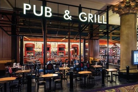 Celebrate Father's Day with a special meal at Gordon Ramsay Pub & Grill in Las Vegas