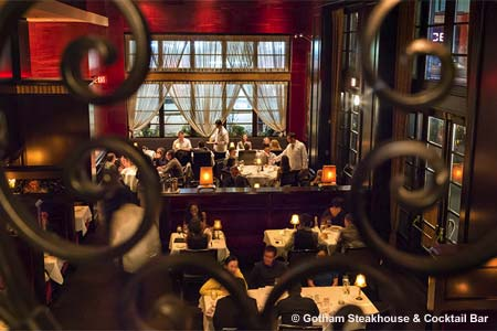 Gotham Steakhouse & Cocktail Bar, Vancouver, BC
