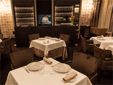 Dining Room at Goust, Paris,