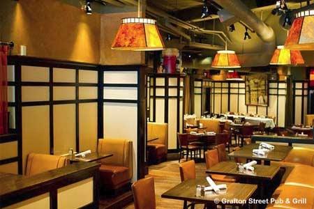 Grafton Street Pub & Grill, Cambridge, MA