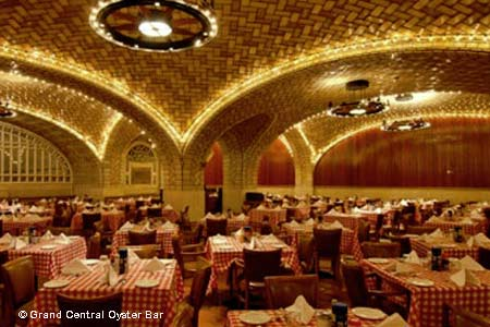 Grand Central Oyster Bar & Restaurant, New York, NY