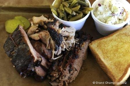 Grand Champion BBQ, Roswell, GA