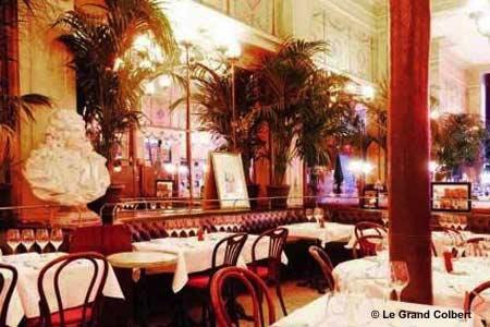 Le Grand Colbert, Paris, france