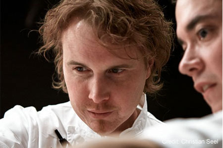 Chef Grant Achatz and Nick Kokonas have re-opened Alinea