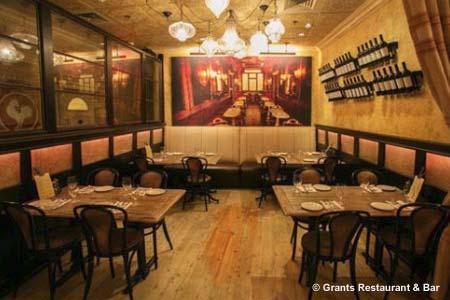 Grants Restaurant & Bar, West Hartford, CT