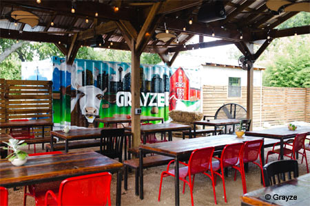 Grayze is one of San Antonio's new restaurants. Find more on GAYOT's roundup.