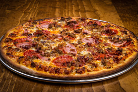 Greenville Avenue Pizza Company, Dallas, TX