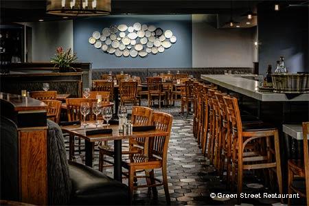 Green Street Restaurant, Pasadena, CA