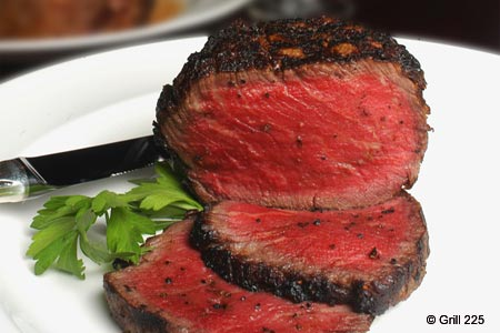 Only USDA Prime beef makes it through the door of Charleston's premier steakhouse.
