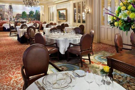 Celebrate Thanksgiving at The Grill Room in New Orleans, LA