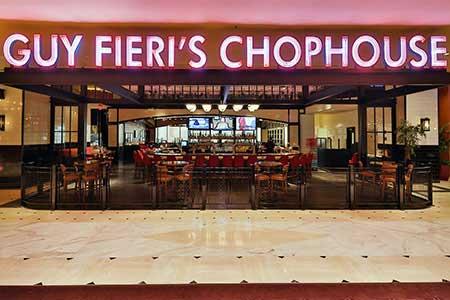 Guy Fieri's Chophouse, Atlantic City, NJ
