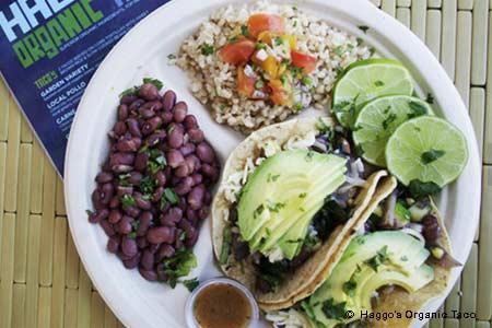 Haggo's Organic Taco, Encinitas, CA