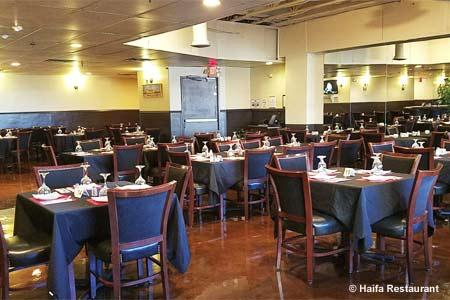 Haifa Restaurant, Las Vegas, NV