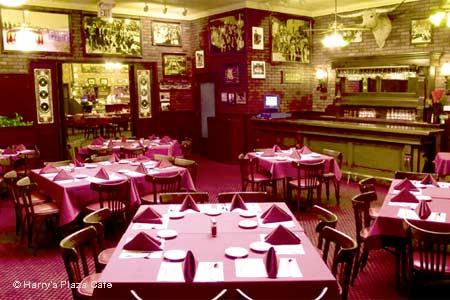 Harry's Plaza Cafe, Santa Barbara, CA