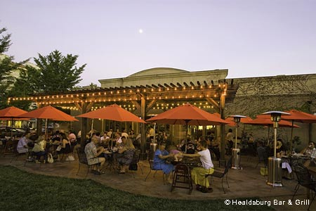 Healdsburg Bar & Grill, Healdsburg, CA
