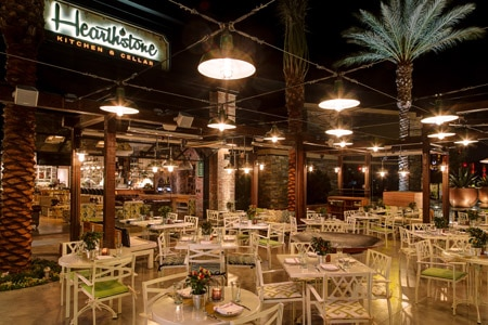 Dining Room at Hearthstone Kitchen & Cellar, Las Vegas, NV