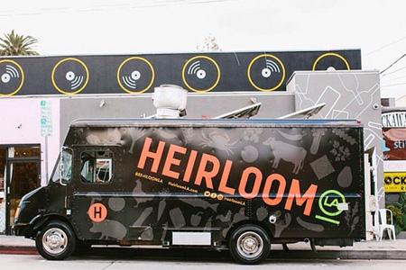 Heirloom LA is one of the Top 10 Food Trucks in Los Angeles