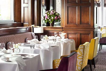 Hélène Darroze at The Connaught has introduced a five-course weekend menu