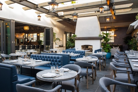Chef Brian Malarkey and Christopher Puffer have opened Herb & Wood