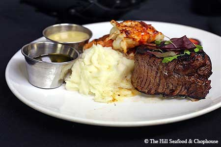The Hill Seafood & Chophouse, Grosse Pointe Farms, MI