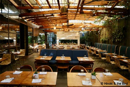 This hidden restaurant in Century City features creative and delicate Asian-inspired cuisine.