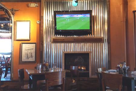 Dining Room at HOBNOB, Atlanta, GA