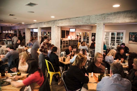 Hog & Hominy is one of the Top 10 Restaurants with the Best Food in Memphis