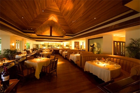Dining Room at Hoku's, Honolulu, HI