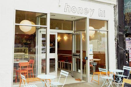 honey hi, one of GAYOT's Best Breakfast Restaurants in Downtown LA & Silver Lake