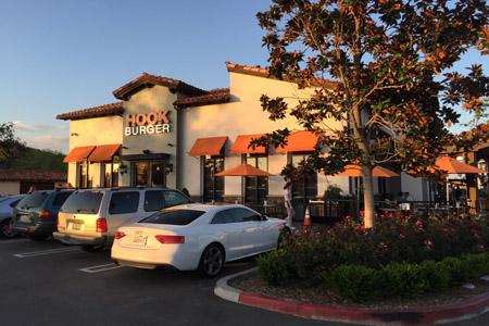 Hook Burger, Westlake Village, CA