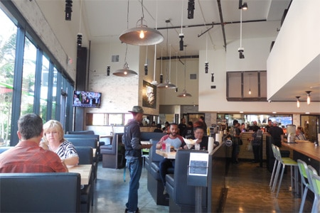 Hopdoddy Burger Bar, El Segundo, CA