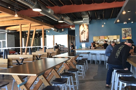 HopSaint Brewing Company, Torrance, CA