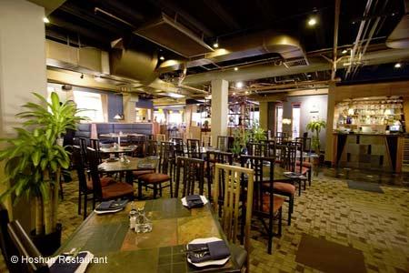 Garden District restaurant offering an extensive and diverse Asian menu.